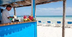 Beach Bar - Hotel Tryp Cayo Coco by solmeliacuba Cayo Coco Cuba, Cuba Hotels, Coco Photo, Beach Bars, Photo Galleries, To Go, Holidays, Vacation, Future