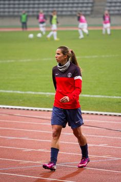 Tobin Heath PSG