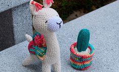 Amigurumi Lhama de Crochê - EuroRoma Milano - Blog do Bazar Horizonte - Maior Armarinho Virtual do Brasil