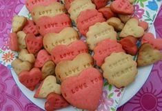 Gestempelde koekjes