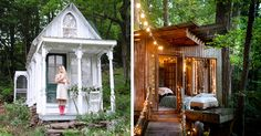 Women Are Creating She-Sheds, A Female Alternative To Man Caves (15  Pics) | Bored Panda