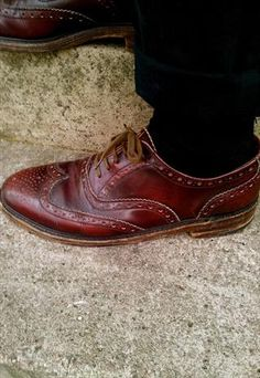 Brogues from So Retro  £40