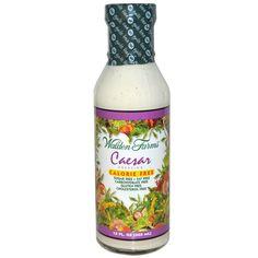 Walden Farms, Caesar Dressing, 12 fl oz (355 ml) - iHerb.com