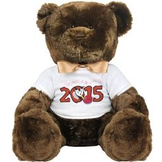 Check out this design from Customized Girl. Cute teddy bear cuddly toy gift, Chinese New Year 215 year of the goat