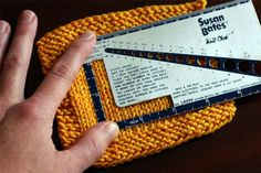 Gauge in knitting - why so important? how to check gauge before a big project by tincanknits