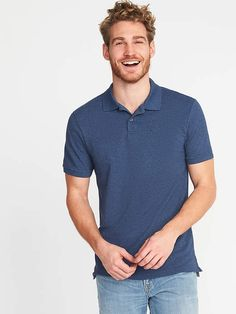 c020dfe7f83 Built-In Flex Moisture-Wicking Pro Polo for Men