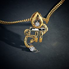 We have a wide range of traditional, modern and handmade With Chain Mens Pendants Online Gold Ring Designs, Gold Bangles Design, Gold Jewellery Design, Gold Pendants For Men, Vintage Wedding Jewelry, Pendant Jewelry, Mens Pendant Necklace, Gold Jewelry Simple, Durga