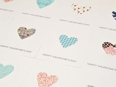Pieces of Our Heart   DIY Valentines Ideas   Everywhere