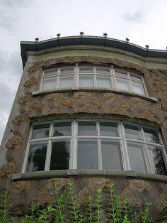 Villa Langer in Hietzing - Plecnik (Wien)