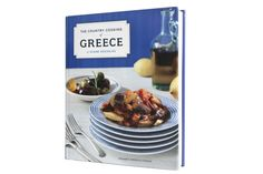 The Country Cooking of Greece ($50)  An elevated take on homespun Greek cuisine anchors this coffee-table cookbook's delicious and accessible recipes. The evocative images are as transporting as a pro photographer's vacation slide show.  The authority: Diane Kochilas, who splits her time between New York and Athens, literally wrote the book on Greek cooking—18 books, to be exact.  Learn to make: artichoke moussaka, fried salt cod, braised octopus, halvah