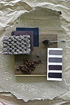 [CasaGiardino] ♛ A Paddington Perspective: Chocolate Colour Story Interior Design Inspiration, Color Inspiration, Mood Board Interior, Colour Story, Material Board, Mood And Tone, Interior Concept, Chocolate Color, Colour Board