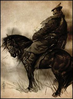 Mongol Warrior, Land of the Brave Ones, Land of the Steppe Riders