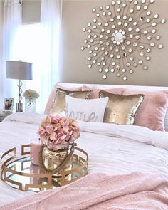 mr price home bedroom decor ideas Romantic Bedroom Decor, Cute Bedroom Ideas, Cute Room Decor, Room Ideas Bedroom, Girl Bedroom Designs, Home Decor Bedroom, Girls Bedroom, Bedrooms, Bedroom Sets