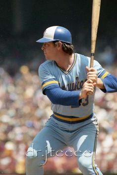 Ted Simmons - Milwaukee Brewers