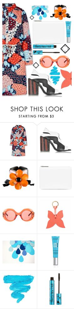 """""""Colorful"""" by sunnydays4everkh ❤ liked on Polyvore featuring Boden, Proenza Schouler, Marni, Maison Margiela, Linda Farrow, La Portegna, Givenchy and Barry M"""