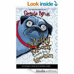 Molly Moon's Incredible Book of Hypnotism: Georgia Byng. This series, about an orphan girl who discovers she can control people through hypnosis, was published in 2004.