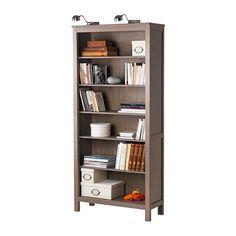 Luxury HEMNES B cherregal graubraun IKEA