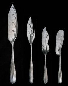 GREG LYNN FORM – Flatware