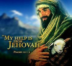 I love this pic. A shepherd loves, provided, protects & directs his sheep. Our Great a Shepherd does the same for us. Want to know how? Visit jw.org now for the Bible & study aids to find out. Because God wants everyone to have a chance for his protection jw.org is in over 300 languages + ASL & other sign languages