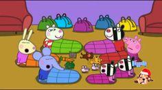 Peppa Pig - Fiesta de pijamas Full Episode