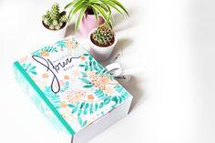 My Little Box im April – Blumen und Büchen