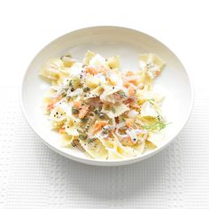 The mild cream cheese perfectly balances the salty, intense flavors of the capers and salmon.