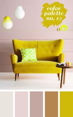 color palette no. 19