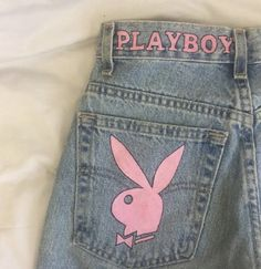Painted Jeans, Painted Clothes, Hand Painted, Retro Aesthetic, Aesthetic Clothes, Music Aesthetic, Aesthetic Grunge, Jean Diy, Mode Jeans