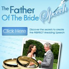 Father From The Bride Wedding Speeches