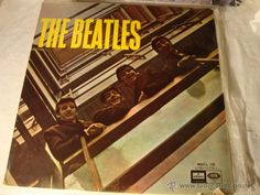 THE BEATLES ( I SAW HER STANDING THERE ) LP ESPAÑA 1964 FIRST ALBUM J 060-04.219 PORTADA VG/VG++