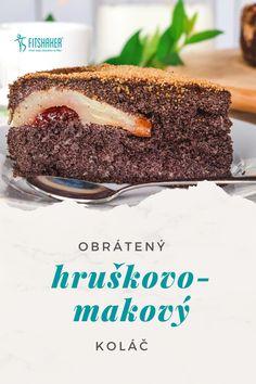 Výborný bezlepkový koláč, ktorý si zamiluješ, pokiaľ máš rada mak. Desserts, Food, Tailgate Desserts, Deserts, Essen, Postres, Meals, Dessert, Yemek