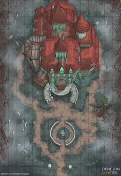 Dungeon Mapster — A selection of Haunted House related battlemaps. Fantasy City Map, Fantasy World Map, Dungeons And Dragons Homebrew, D&d Dungeons And Dragons, Dnd World Map, Call Of Cthulhu Rpg, Rpg Map, Fantasy Battle, Dnd Monsters