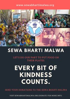 Please come forward and contribute, Your donation will help us further our mission. Donate for Sewa! Charitable Contributions, Needy People, Online Donations, Helping Hands, Medical Care, Kids Education, Work Hard, Effort, Cancer
