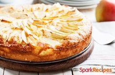 Passover Apple Cake Recipe by SIERRADELTA via @SparkPeople