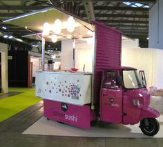 Progetto #4 Streetsushi - Street Food Mobile™