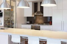 Sydney residential architects -  Chateau #modern #kitchen