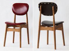 ikp011(ikp000)ダイニングチェア  ちょっと懐かしいダイニングチェアこういう背の椅子結構あったよね