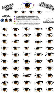 anime eye drawing reference, male/femaleYou can find Anime eyes and more on our website. Realistic Eye Drawing, Drawing Eyes, Drawing Sketches, Anatomy Drawing, Drawing Art, Art Drawings, Drawing Lessons, Eye Sketch, Anime Sketch