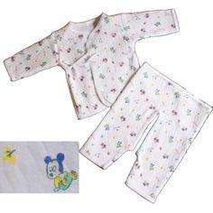 Wholesale 2-Piece Baby Thickening Cotton Underwear(0529-01.04-8) in just USD $14.99.