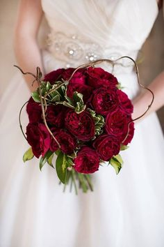 Bouquet of the bride (17)