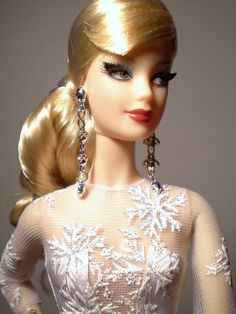 2008 Happy Holidays Barbie by Pedrocas_Collection, via Flickr