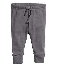 H&M Jersey Drawstring Pants http://www.hm.com/us/product/14876?article=14876-C