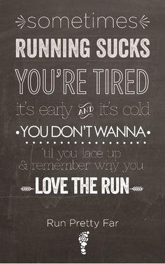 Love the Run!