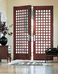 Pinecrest - Custom wood products, doors, mantels, shutters and grilles for over half a century.
