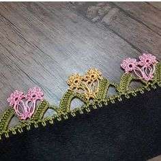 Büyüleyici Tığ İşi Oya Modelleri Fashion Casual, Stella Mccartney, Loom Patterns, Instagram, Jewelry, Moda Emo, Piercings, Youtube, Decor