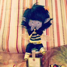 Mituna Captor doll by Pukind