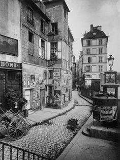 Paris, 1900 by Eugène Atget