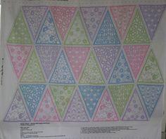 Купить BWM позиционируется Розовый синий фиолетовый зеленый Вымпел хлопковые одеяла DIY ткань | 1.1 метра из категории Ткани, нитки и аксессуары для шитья на Kupinatao.com