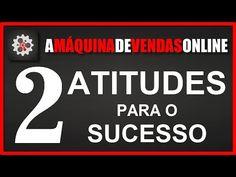 Máquina de Vendas Online 2 0   Atitudes Para o Sucesso com Thiago Bastos