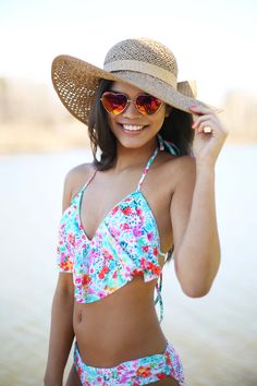 Bloom swimsuit perfection!